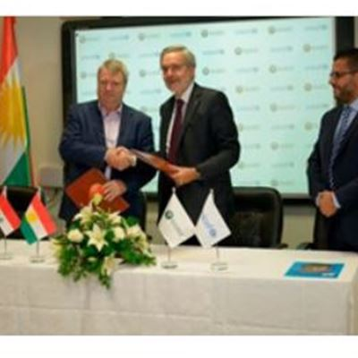 SABIS® Partners with UNICEF to Educate Syrian Refugee Children in Iraq